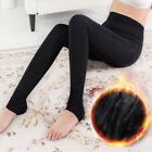 Women Cashmere Stockings Winter Thick Warm Wool Tights Pantyhose Seamless Tights