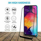 For Samsung Galaxy A01 A11 A21 A51 A71 5G Full Tempered Glass Screen Protector