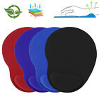 Ergonomic Mouse Pad With Wrist Rest Support Mousepad Non Slip Computer Laptop PC
