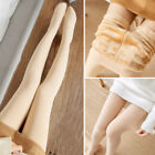 Women Winter Spring Cashmere Stockings Warm Wool Tights Pantyhose Seamless Socks