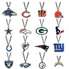 NFL Necklace With Pendant - Choose Your Team $7.99 USD on eBay