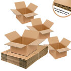 Double Wall Cardboard Packing Moving Postal Mailing Storage Boxes - ALL SIZES