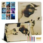 Pattern Case For Huawei MediaPad M3 Lite 8 10 Universal Flip Leather Stand Cover