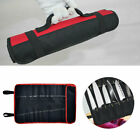 22 Pockets Chef Knife Wallet Bag Knives Roll Carry Case Handle Storage Outdoor