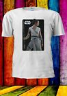 Star Wars Logo Rise Of Skywalker Rey Lightsaber Men Women Unisex T-shirt 3387 $7.73 USD on eBay