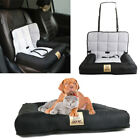 Pet Dog Cat Car Seat Safety Puppy Carrier Cover Travel Gear Booster Bed Bag Au