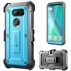 LG V30 SUPCASE Beetle Pro Rugged Holster Shockproof Case with Screen Protector