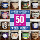 BATH  BODY WORKS   33 SCENTS   FREE SHIPPING   LOW PRICES