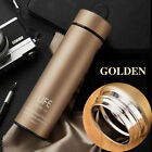 500ml Travel Mug Tea Coffee Vacuum Bottle Thermos Water Cup Insulated Flask BK2X