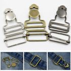 Buckle Clips Fasteners Repairing Clothes Bib Overalls Belt Dungaree DIY Acces