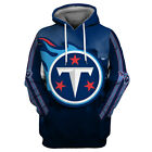 Tennessee Titans Hoodie Lightweight Small-XXXL Unisex Football Gift FGS0218 $26.99 USD on eBay