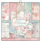 Stamperia - 12x12 Paper Pad - VARIOUS DESIGNS