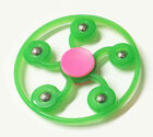 Wheels Fidget Spinner Hand Spinners Toy Anxiety Stress Relief Focus EDC Desk