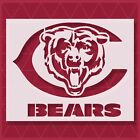 Chicago Bears Stencil - Reusable & Durable - 10 mil - Free Shipping - Custom