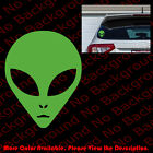 ALIEN UFO I BELIEVE Vinyl DIE CUT No Background Decal ET Bumper Car Window FY007 $3.99 USD on eBay