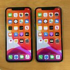 GRADE A/A- Apple iPhone X 64/256 GB (Unlock), Face ID, Various Colours