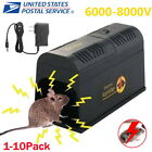 Mouse Trap Electronic mice Mouse Killer Rat Pest Control Electric Zapper Rodent photo