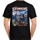 2020 Sturgis Motorcycle Rally 80th Anniversary T-Shirt image