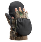 Cabela's Men's MT050 Extreme II Glomitts Thinsulate Insulation realtree xtra