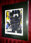 Baltimore Ravens Ray Lewis  Great Football Matted Sport Cool Art Print - Orioles $21.0 USD on eBay