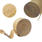 Brown Corrugated Cardboard Paper Roll Size 750mm x 75M Postal Packing Wrapping