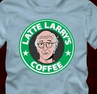 LATTE LARRY'S COFFEE T-Shirt inspired by Curb Your Enthusiasm - david SCONES HOT