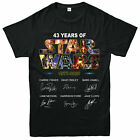 Star Wars T-shirt, 43 Years Of Star Wars 1977-2020 Signature Partywear Gift Top