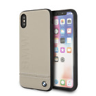 iPhone X and iPhone XS BMW Hard Case Leather