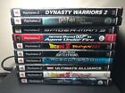 Lot of Sony PlayStation 2 PS2 games $5.00 each You PICK Combined shipping
