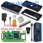 Vilros Raspberry Pi Zero W Basic Starter Kit- Black Case Edition-Includes Pi...