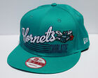 NBA NEW ERA NEW ORLEANS HORNETS SNAPBACK on eBay