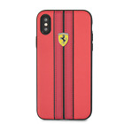 Ferrari PU Leather Case for iPhone X and iPhone XS Hard case Drop Protection
