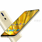 "6.3"" New Android 9.0 Smartphone Unlocked Mobile Phone Quad Core Dual Sim 3g/gsm"