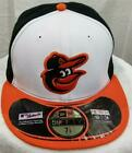 BALTIMORE ORIOLES~MLB~NEW ERA~59FIFTY~AUTHENTIC~OFFICIAL ON FIELD~NE-TECH~WHITE on Ebay