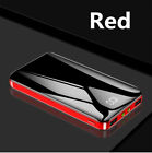 900000mAh Ultra-thin Portable Power Bank External Battery Charger for Cell Phone