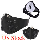 Breathable Dust Mask Anti Gas Smoke Half Face Mask Reusable For Outdoor Sports