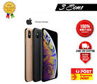 "Apple Iphone Xs Max - 6.5"" In A2101 64gb / 256gb / 512gb - Unlocked [au Stock]"