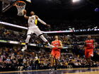 V5675 Paul George Indiana Pacers Dunk Basketball Decor PRINT POSTER Affiche on eBay