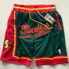 Vintage Seattle Super Sonics Green shorts stitched on eBay