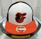 BALTIMORE ORIOLES~MLB~NEW ERA~59FIFTY~GENUINE~CLASSIC WOOL FITTED~TEAM COLOR on Ebay