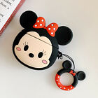 For Apple Airpods 2 1 Charging Cover 3D Shockproof Cartoon Mickey Airpods Case