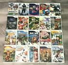 Nintendo Wii Games Complete Fun Pick & Choose Video Games