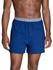 Fruit of the Loom Men's Solid Assorted Knit Boxer Underwear - 5 Pack 5p540