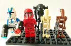 Star Wars Clone Wars Minifigures - LEGO® Compatible - Lot - USA Seller $20.99 USD on eBay