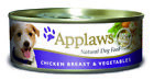 Applaws Chicken Breast & Vegetables Dog Food   Dogs