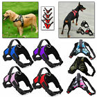 No Pull Dog Pet Vest Harness Strap Adjustable Nylon Small Medium Large XL Dogs