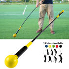Beginner Golf Swing Trainer / Whip Trainer, Weight Practice Swing Training Stick