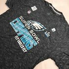 Philadelphia Eagles 2018 NFL Super Bowl LII Champions Locker Room Fly Eagles Tee