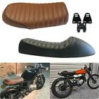 Vintage Cafe Racer Flat&Hump Saddle Seat For Motorcycle Honda CB SUZUKI GR GS GT $49.62 USD on eBay