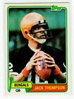 1981 Topps Football Complete Your Set You Pick/Choose #1-250 Rookies Free Ship!!